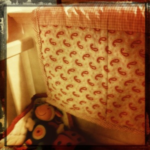 Kleine Decke